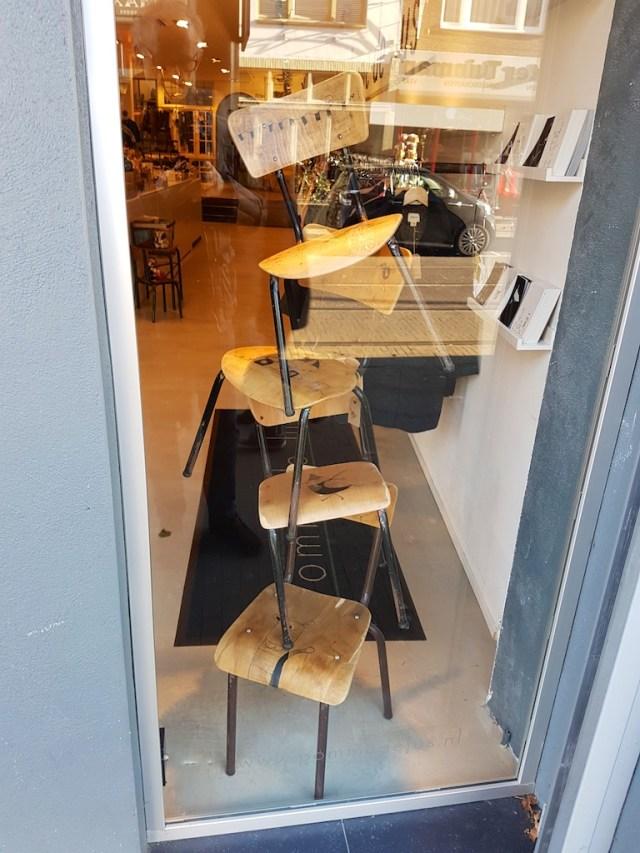 acrobaat-stoelen