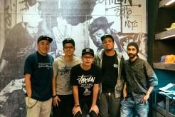 Straatosphere_Stussy Singapore crew