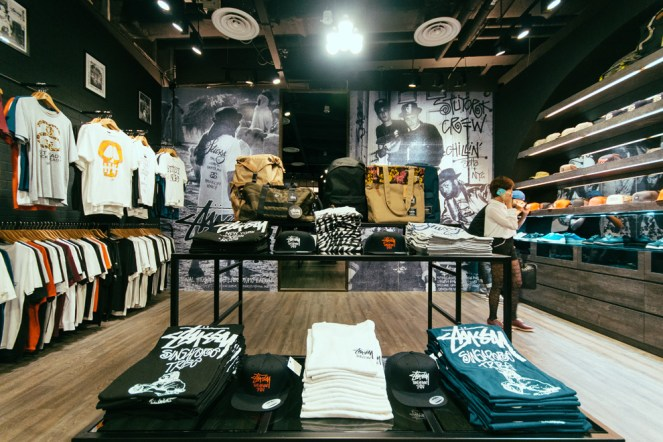 Straatosphere_Stussy Singapore-exclusive releases