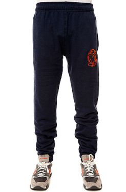 Billionaire Boy Club - The Classic Helmet Sweatpants in Heather Navy (US$128)