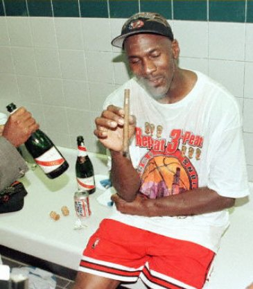 Air Jordan 6 Championship Cigar and Champagne Pack