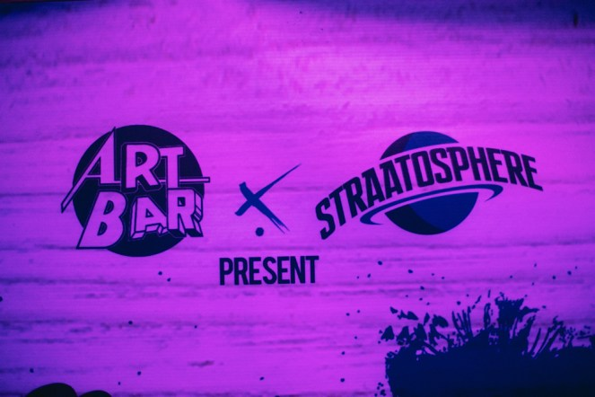 """Straatosphere """"The Big One"""" Anniversary Party"""