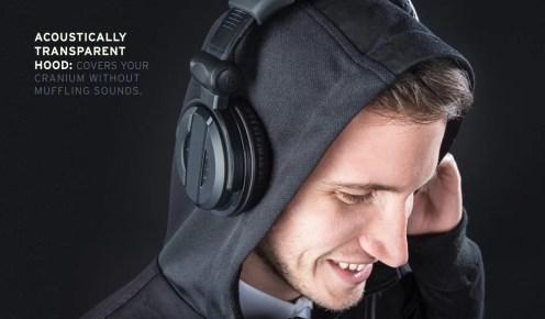 Audio Engineer's Hoodie