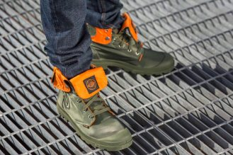 Palladium x Alpha Industries Fall 2014 Collection