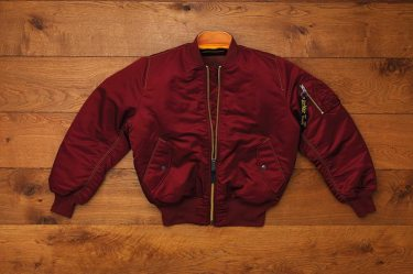 DM_ALPHA BOMBER JACKET_RED_Available online only