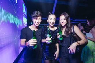 1. Heineken Green Room 2014 - The Transporter - Guests