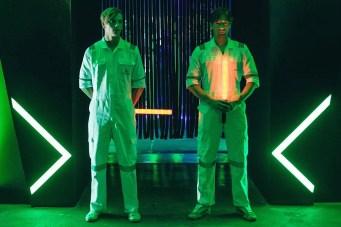 3. Heineken Green Room - The Transporter - Intergalactic Cast