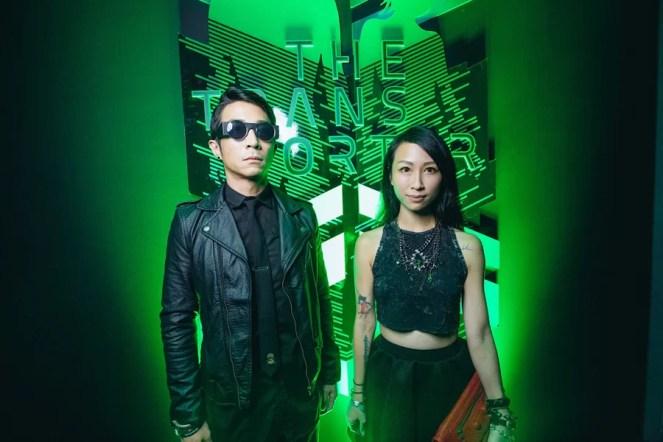 6. Heineken Green Room 2014 - The Transporter - Guests