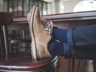 CAT Classic Rayden shoe (Treemoss)