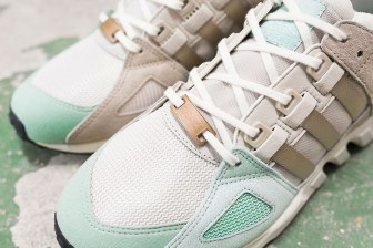 "Sneakersnstuff x adidas Originals EQT Running Guidance 93 ""Malt"""