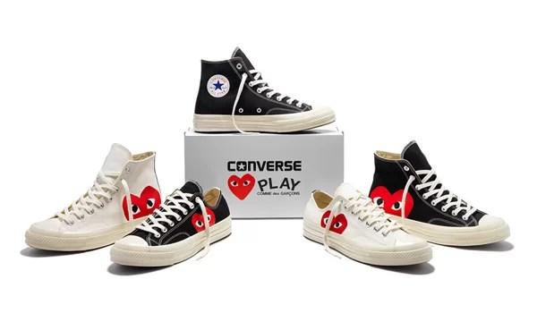 x Converse Chuck Taylor