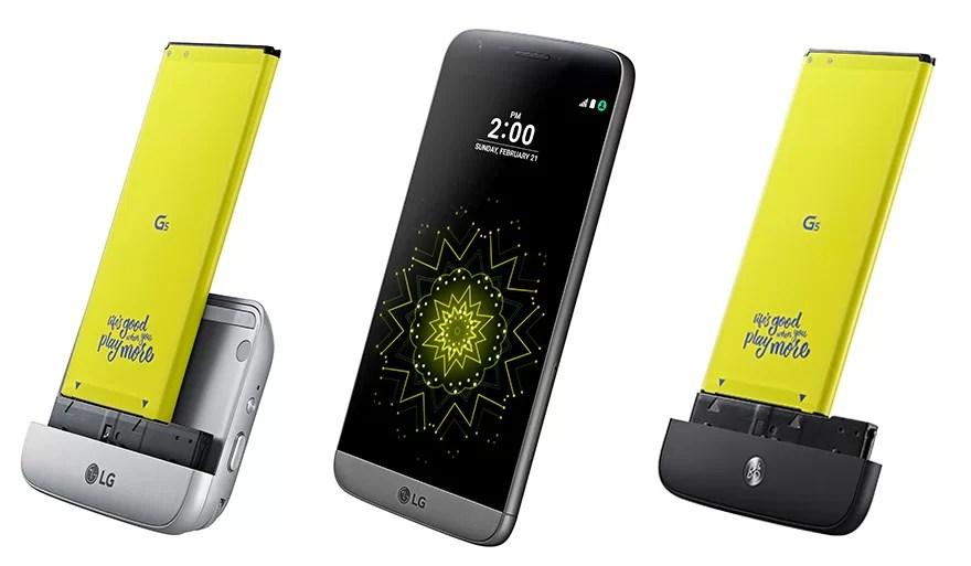 LG G5 (Modular Design)