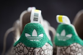 "BAIT x adidas Stan Smith Vulc ""Happy"""