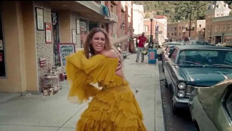 "Beyonce in the ""Lemonade"" concept film"