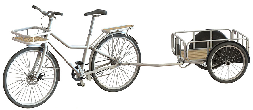 Ikea Sladda Urban Bicycle