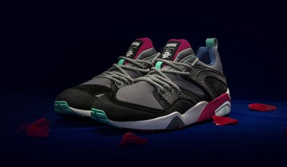 PUMA x Crossover Velvet Twin Pack – Part 1 BOG 'Roses'