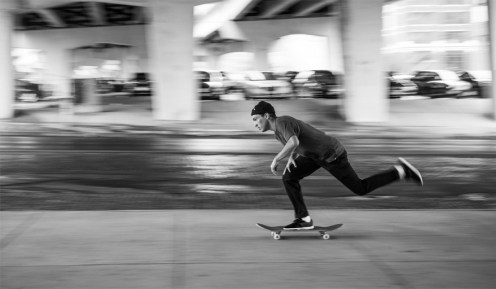 "Davis Torgerson Tours his Hometown for DC Shoes' ""Defined By"" Lookbook Series"