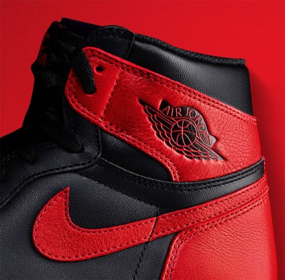 "Air Jordan 1 High ""Banned"""