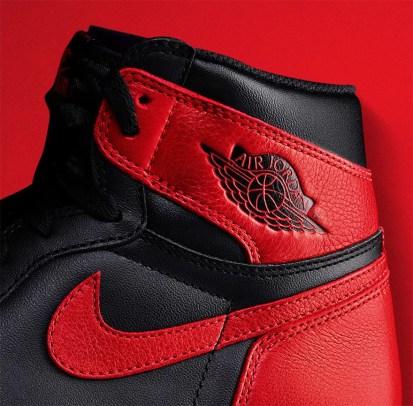 """Air Jordan 1 High """"Banned"""""""