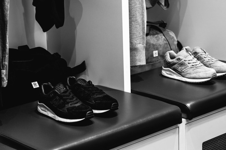 "Reigning Champ x New Balance ""Gym Pack"""