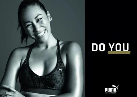 PUMA 'DO YOU' Women's Ambassador: Vanessa Tevi