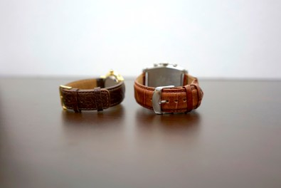 Patch: A Smart Watch-Strap for Your Timepiece