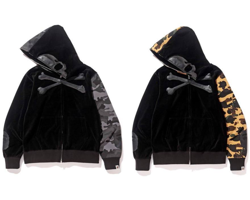 BAPE x Mastermind Japan Collection: Available on X'mas Eve