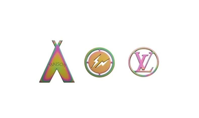 Louis Vuitton x Fragment Design