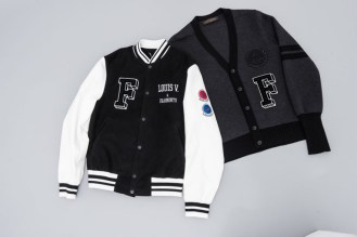 Louis Vuitton x Fragment Design Jackets