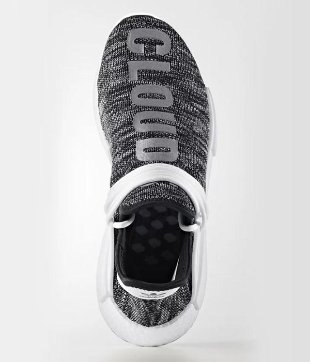 The Pharrell x Adidas Hu NMD Trail Drops this November