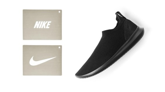 The Nike Gakou Flyknit (Black)