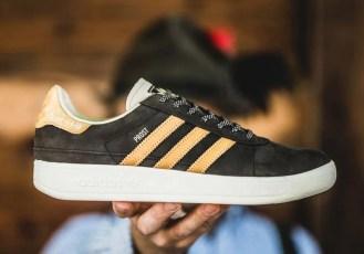 Celebrate Oktoberfest with Adidas' Beer and Vomit Repellent Muchen Oktoberfest Sneakers