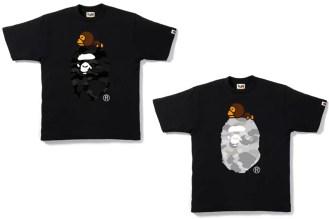 Bape's Dot Camo Collection Drops September 16