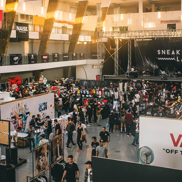 Heads up! SneakerLah 2018 is set to return this October