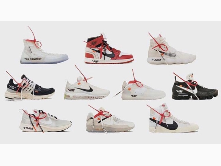 Where to Buy Off-White x Nike Sneakers