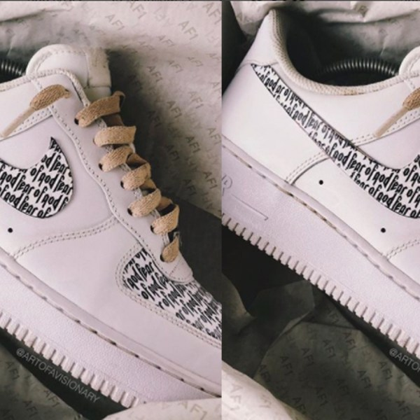 Conceptual Nike x Fear of God Design Brings Collab Rumors to the Fore Again