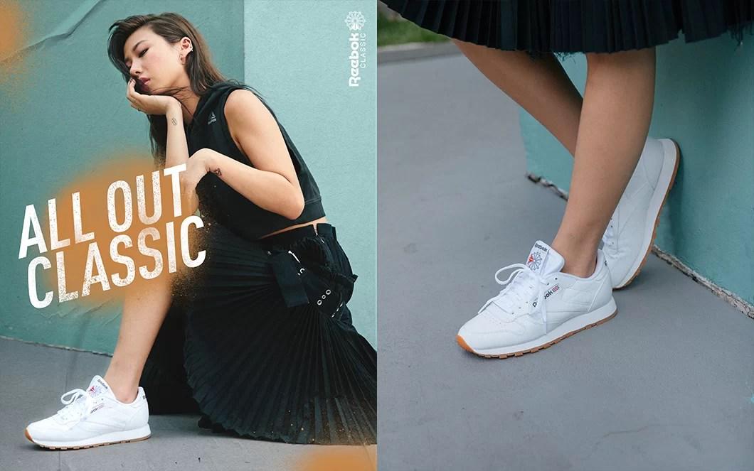 Reebok Always Classic: Ways to Wear