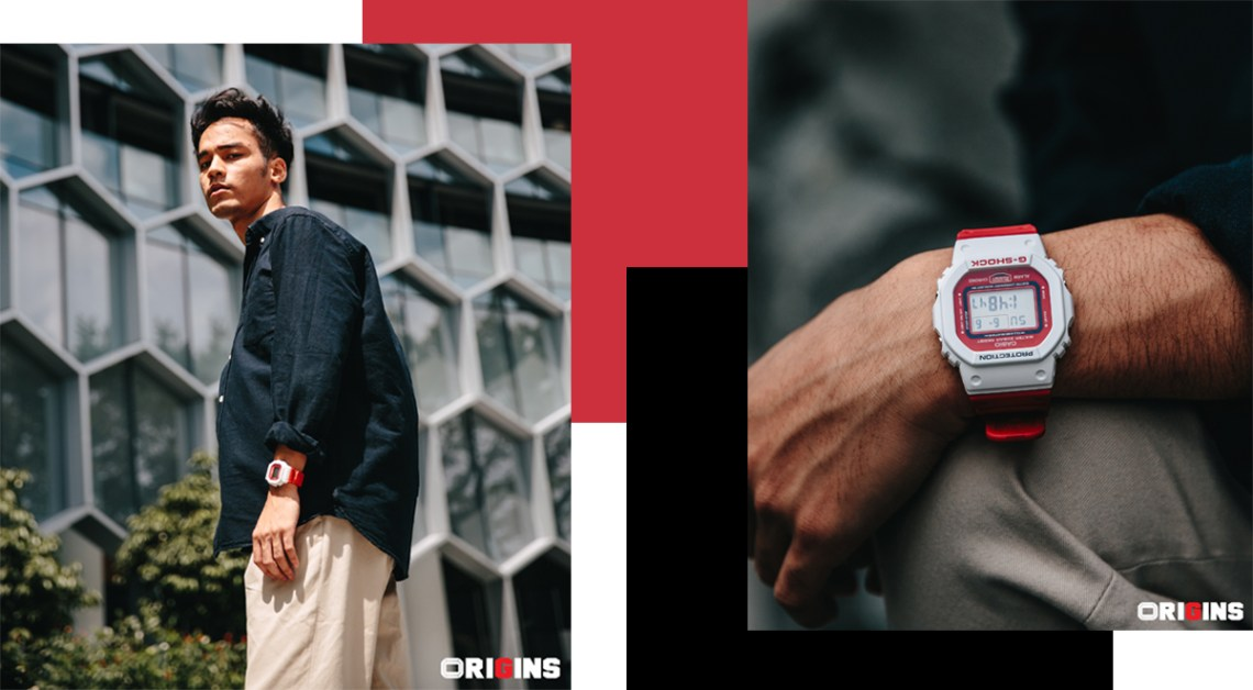 G-SHOCK DW-5600 SS18 Collecton