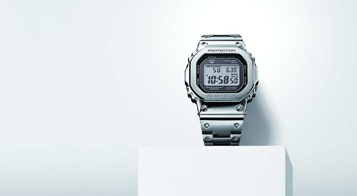 G-SHOCK Full Metal 5000 Series