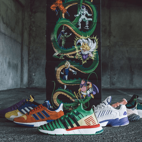 Wait no more! Here's how to cop the first adidas x Dragon Ball Z release