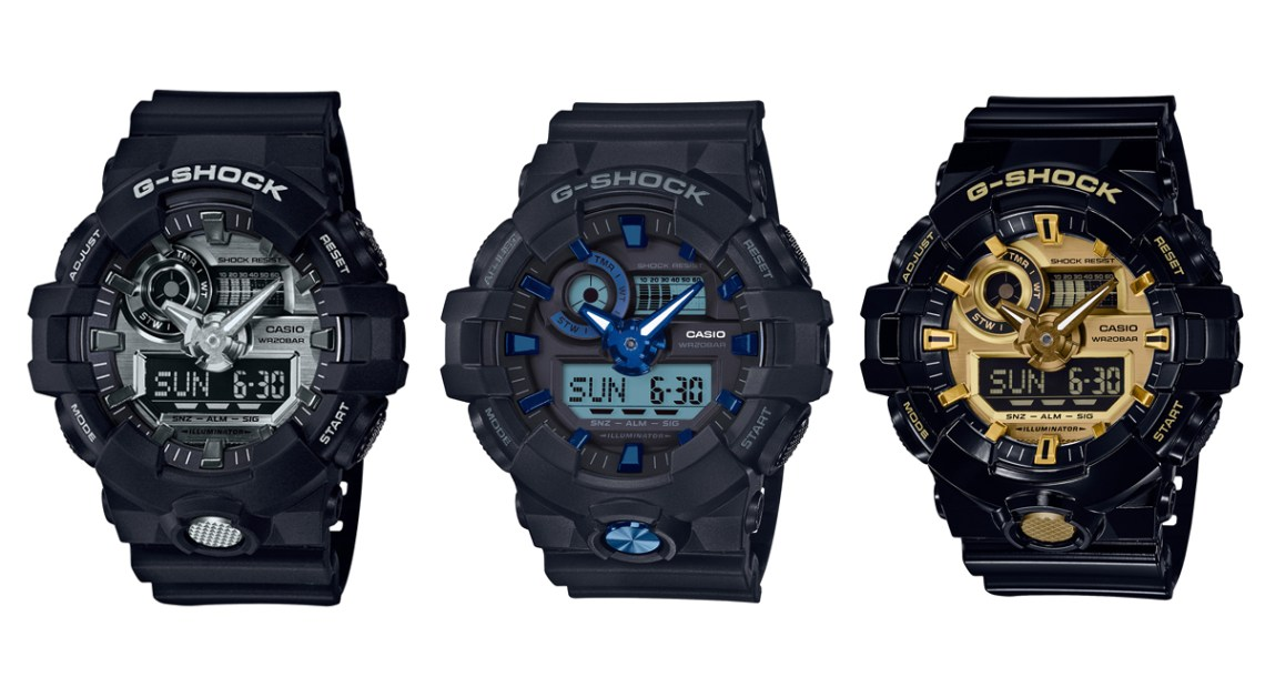 G-SHOCK Campaign