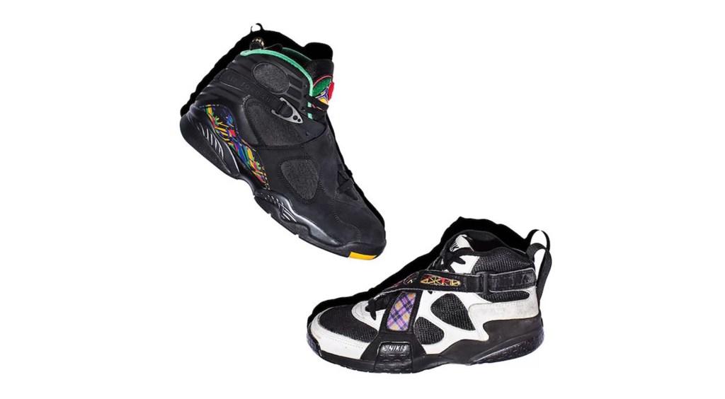 Air Jordan x Nike Icons