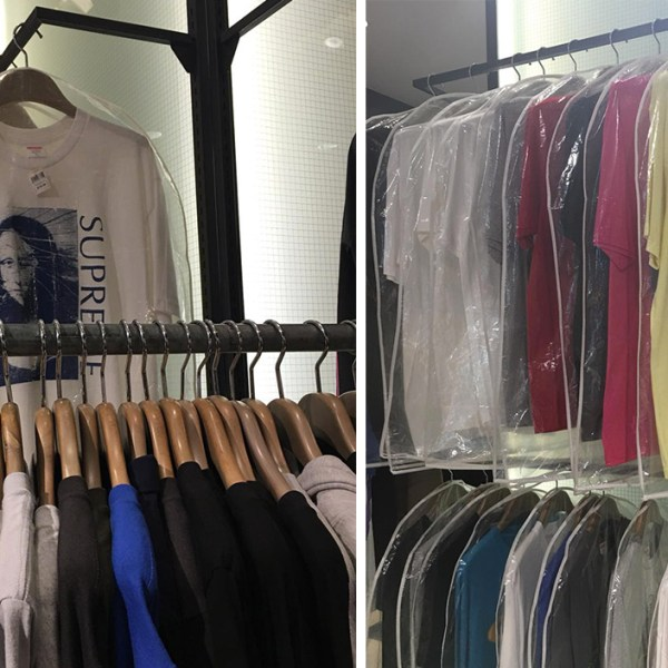 Breaking: you can now buy Supreme off the racks at Tangs departmental store