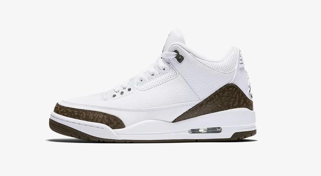 December Sneaker Releases air jordan 3 mocha