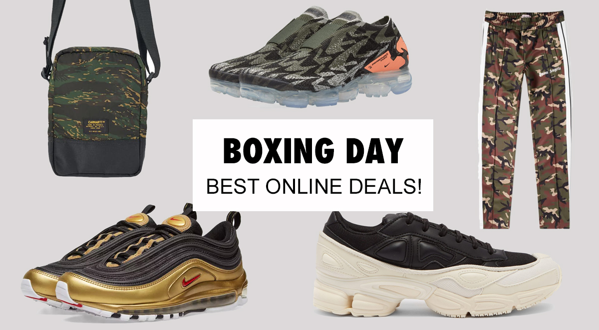 boxing day sale shoes