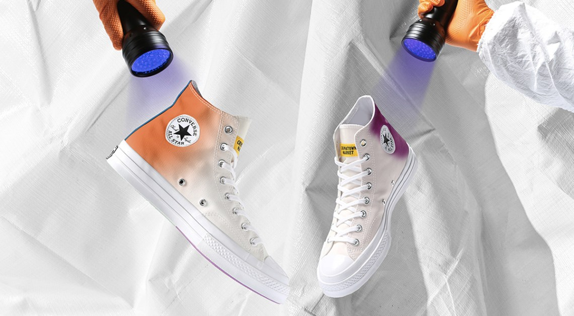 Converse x Chinatown Market Converse Chuck Taylor Collabs