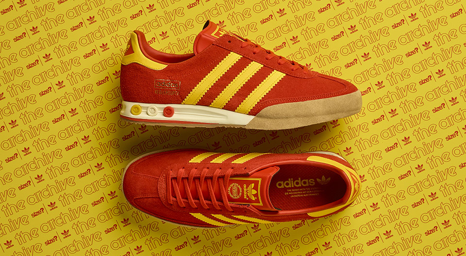 Duca sorprendentemente paura  Adidas Originals Archive Kegler Super size? Exclusive: Drops March 1