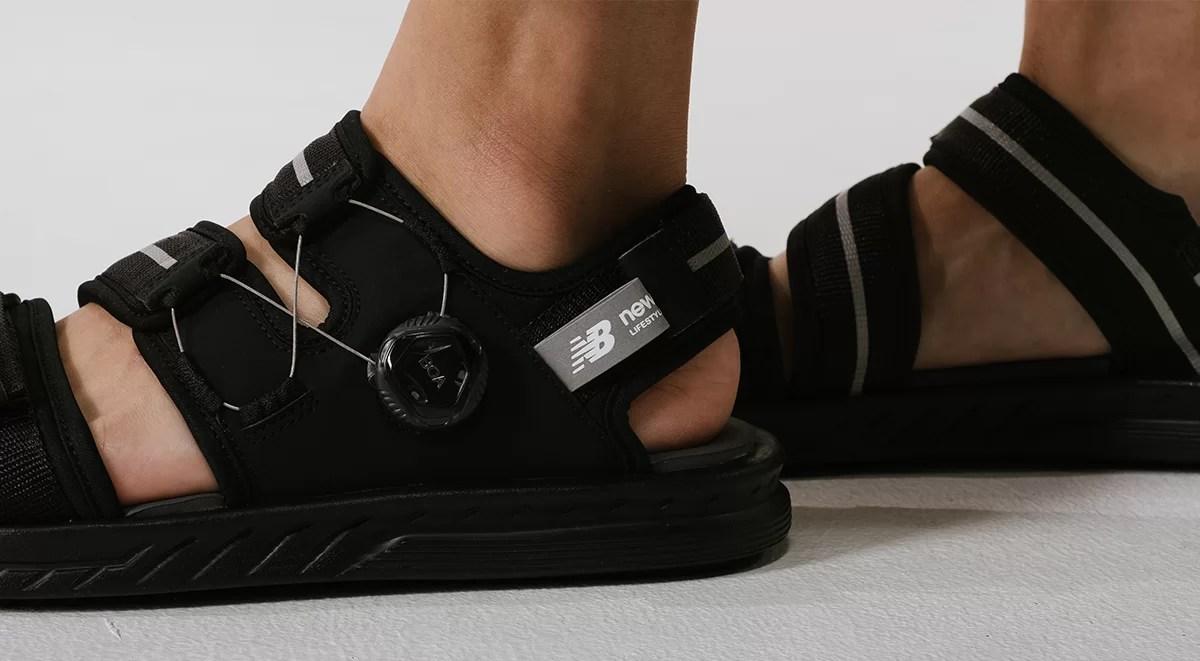 New Balance Sandals: The Latest Summer