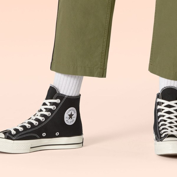 A classic reborn: A detailed look at the iconic Converse Chuck 70