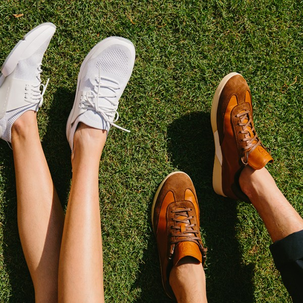 The incredible lightness and style of Cole Haan's GrandPro Turf and ZEROGRAND All-Day Trainer